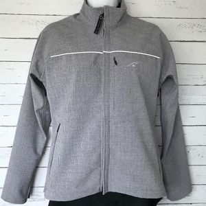 Shower Pass Rain / Cycling Jacket (Glen Plaid)